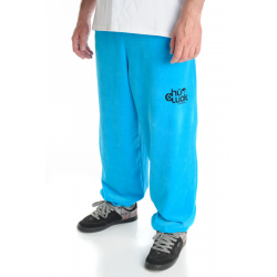 Velour Pants Ocean Blue