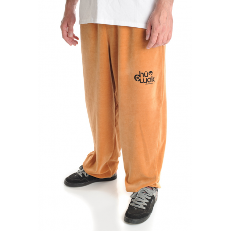 Velour Pants Mocca