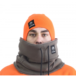 Beanie Chuwak Atomic Orange