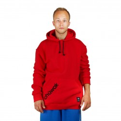 "Jumper ""Hoodie Red Pepper"""