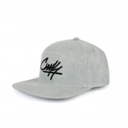 Cap ''SnapBack Grey Signature''