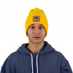 Beanie in Yellow