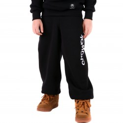 "Kids Pants ""Tailored Pants Solid Black"""