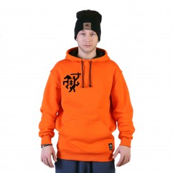 "Jumper ""Hoodie LT Knight Orange"""