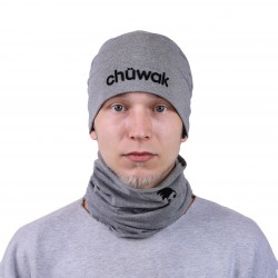 Jersey Beanie Grey Name